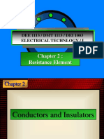 Chapter 2_Resistance Elements