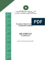 Islamiyat (2)