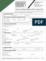 Prrivate Tw Proposal Form July 2015