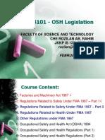 XBLR3101 - OSH Legislation W3-W5