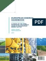 European Energy Handbook 2017