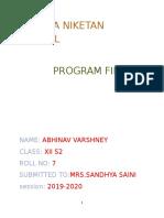 Program.cpp