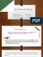 Simple Present Tense - Copy