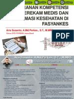 Peranan Kompetensi PMIK di Puskesmas.pptx