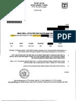 החזרת רישיון אקדח בעקבות הפרכת תלונות שווא כנגד רופא על הטרדה מינית.