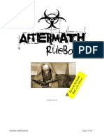 AfterMath Rules