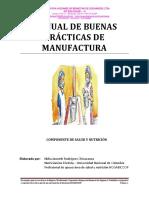 1. Manual de Buenas Practica de Manufactura  Plan de Saneamiento Basico.pdf