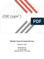 3.Commercial Courts