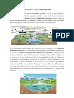 Contaminacion de Aguas Por Metales 1