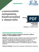 Cosmovision Campesina Biodiversidad y Desarrollo Sin Imagenes
