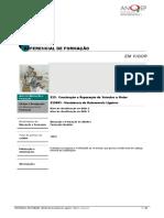 525083 Mecnicoa de Automveis Ligeiros ReferencialEFA 1