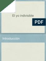 El yo indivisible.pptx