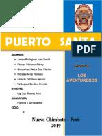 Informe Puertos