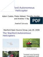 Stanford Autonomous Helicopter