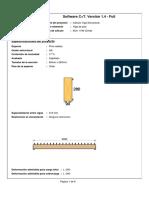 Calculo Madera Aserrada Viga Piso.PDF