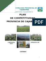 Plan de Competitividad Cajabamba 2017-Final