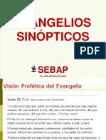 EVANGELIOS SINOPTICOS   primera noche.pptx