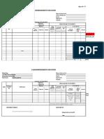 Cash Disbursement Form