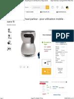 Vibe-Tribe Thor - Haut-parleur - Pour Utilisation Mobile - Sans Fil - Enceinte Colonne - Achat & Prix _ Fnac -_- 2