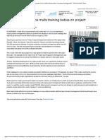 niti-aayog-task-force-mulls-training-govt-babus-on-project-management