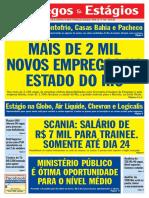 Empregos Estagios RJ (06 a 19.09.19)