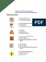Apostila Em Portugues- Driver license