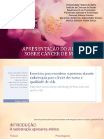 Artigo de Fisioterapia aplicada à Ginecologia