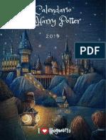 Calendario Hogwarts
