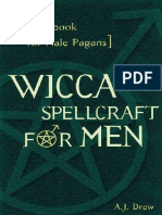 A. J. Drew - Wicca Spellcraft For Men.pdf