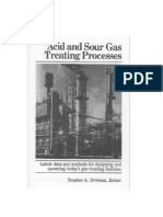 88099571 Acid and Sour Gas Treating Processes