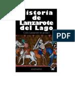 Anon - Historia De Lanzarote Del Lago.RTF