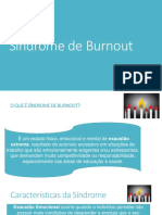 sindrome de burnout