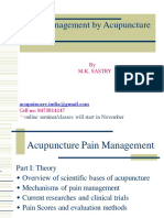 Mk Sastry AcupuncturePainManagement