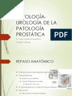 HISTOLOGÍA-UROLOGÍA DE LA PATOLOGÍA PROSTÁTICA.pptx