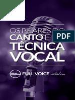 E-BOOK OS PILARES DO CANTO E DA TÉCNICA VOCAL.pdf