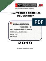 UD de  II 5to _2019