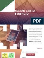 Evaluación Costo Beneficio