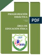 Programación Ef Andalucía