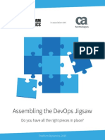 Assembling the DevOps Jigsaw Final