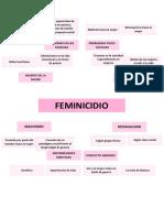 Arbol de Soluciones Feminicidio