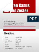 Lapsus Herpes Zoster