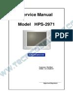 10247 Durabrand HPS-2971 Manual de Servicio