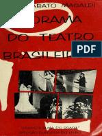 Sábato Magaldi - Panorama Do Teatro Brasileiro