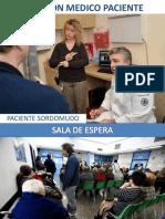Diapositivas Relacion Medico Paciente Sordomudo