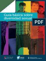 Guía Básica Sobre Diversidad Sexual, Editado