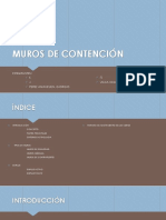 Muros de Contención (1)