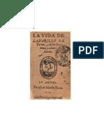 Annimo - El Lazarillo.doc