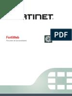 Documento Descriptivo FortiWEB-2015