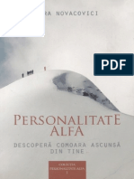 Personalitate Alfa - Descopera-ti Vocatia