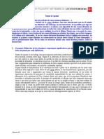 Filosofía  Medieval. Tomas de Aquino